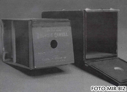 The Brownie Camera Model 0